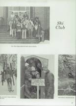 1975 Moscow High School Yearbook Page 126 & 127