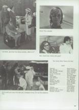 1975 Moscow High School Yearbook Page 128 & 129