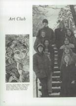 1975 Moscow High School Yearbook Page 130 & 131