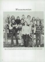 1975 Moscow High School Yearbook Page 132 & 133