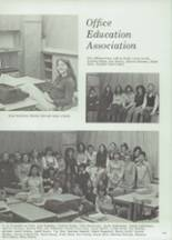 1975 Moscow High School Yearbook Page 136 & 137