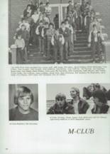 1975 Moscow High School Yearbook Page 140 & 141
