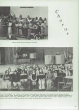 1975 Moscow High School Yearbook Page 142 & 143