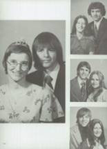 1975 Moscow High School Yearbook Page 152 & 153