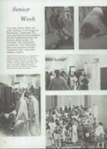 1975 Moscow High School Yearbook Page 154 & 155