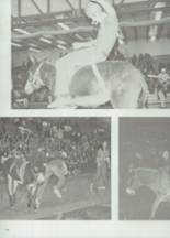 1975 Moscow High School Yearbook Page 156 & 157