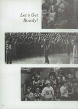 1975 Moscow High School Yearbook Page 164 & 165