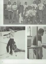 1975 Moscow High School Yearbook Page 166 & 167