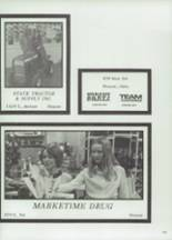 1975 Moscow High School Yearbook Page 192 & 193