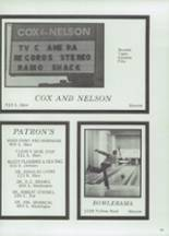 1975 Moscow High School Yearbook Page 200 & 201