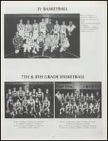 1996 Stillwater High School Yearbook Page 74 & 75