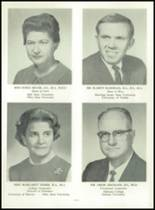 1967 Lima High School Yearbook Page 10 & 11