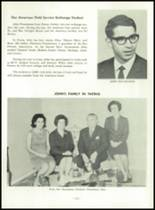 1967 Lima High School Yearbook Page 14 & 15