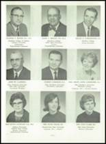 1967 Lima High School Yearbook Page 16 & 17