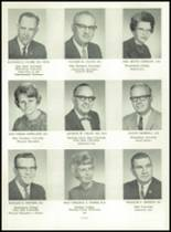 1967 Lima High School Yearbook Page 18 & 19