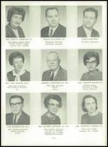 1967 Lima High School Yearbook Page 20 & 21