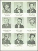1967 Lima High School Yearbook Page 22 & 23