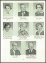 1967 Lima High School Yearbook Page 24 & 25