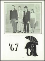1967 Lima High School Yearbook Page 26 & 27