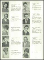1967 Lima High School Yearbook Page 32 & 33