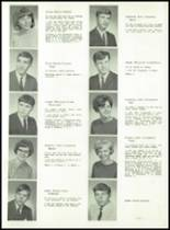 1967 Lima High School Yearbook Page 34 & 35