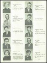 1967 Lima High School Yearbook Page 38 & 39