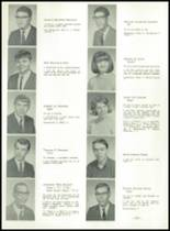 1967 Lima High School Yearbook Page 40 & 41