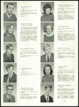 1967 Lima High School Yearbook Page 42 & 43