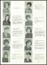 1967 Lima High School Yearbook Page 44 & 45