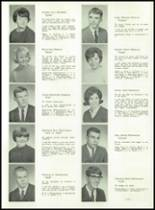 1967 Lima High School Yearbook Page 46 & 47