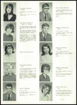 1967 Lima High School Yearbook Page 48 & 49