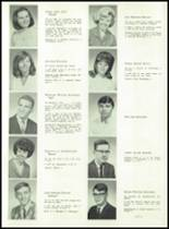 1967 Lima High School Yearbook Page 50 & 51