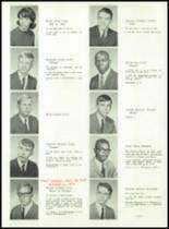 1967 Lima High School Yearbook Page 54 & 55
