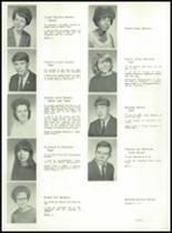 1967 Lima High School Yearbook Page 56 & 57