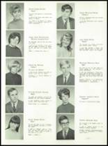 1967 Lima High School Yearbook Page 60 & 61