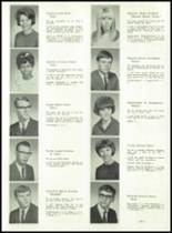 1967 Lima High School Yearbook Page 62 & 63