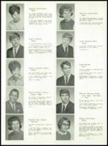 1967 Lima High School Yearbook Page 64 & 65
