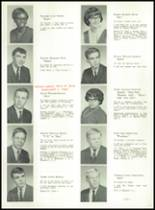 1967 Lima High School Yearbook Page 68 & 69
