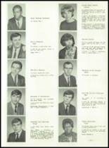 1967 Lima High School Yearbook Page 70 & 71
