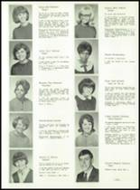 1967 Lima High School Yearbook Page 72 & 73