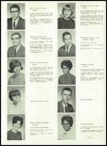 1967 Lima High School Yearbook Page 74 & 75