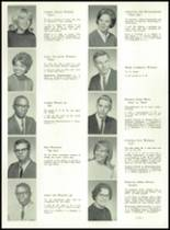 1967 Lima High School Yearbook Page 78 & 79