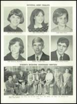 1967 Lima High School Yearbook Page 80 & 81
