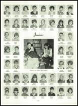1967 Lima High School Yearbook Page 92 & 93