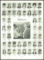 1967 Lima High School Yearbook Page 100 & 101