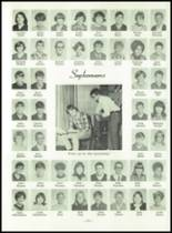 1967 Lima High School Yearbook Page 106 & 107