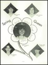 1967 Lima High School Yearbook Page 118 & 119