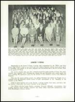 1967 Lima High School Yearbook Page 128 & 129