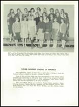 1967 Lima High School Yearbook Page 134 & 135