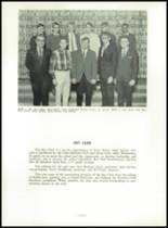 1967 Lima High School Yearbook Page 136 & 137